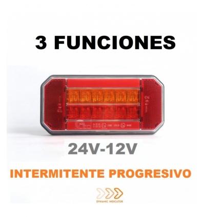 PILOTO REMOLQUES LEDS 24V-12V